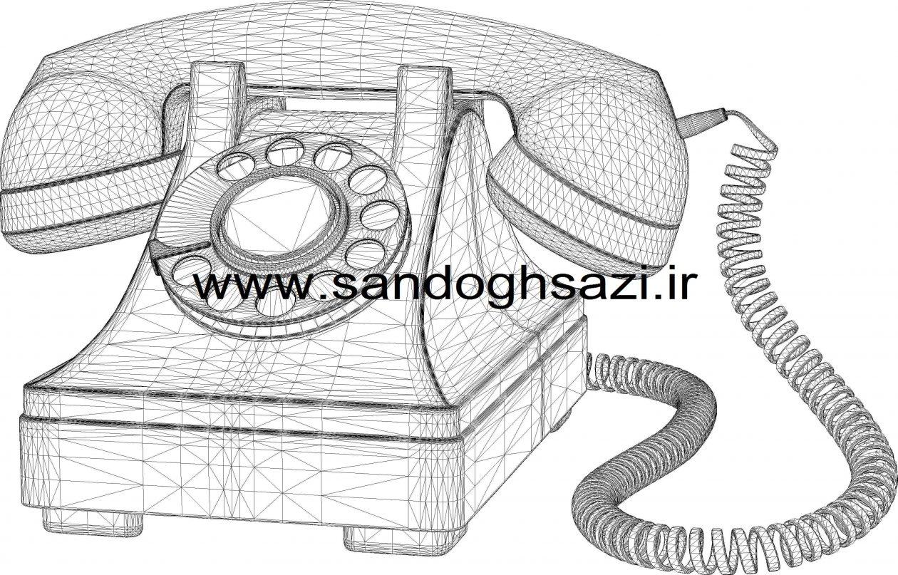 ۳D phone